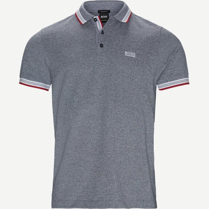 Paddy Polo T-shirt - T-shirts - Regular - Blå